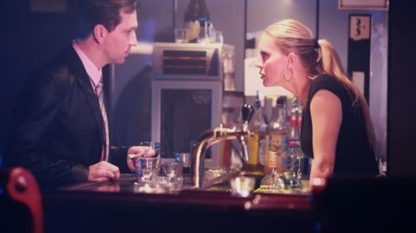 Snímek z filmu Dvojníci